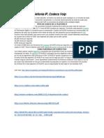 Codecs en la telefonía IP.docx