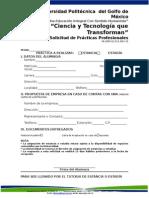 Formato solicitud de practicas profesionales PR-SSPP-01-F13 REV 05.doc