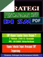 1. Strategi Pencap SNP
