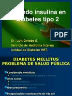 Dr. Oviedo insulinoterapia en DM 2 -  junio 2009.ppt