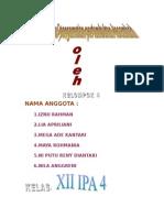 Tugas Biologi Xii Ipa 4