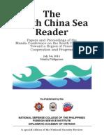 South China Sea Reader