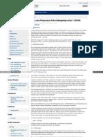 Tata Cara Penyusunan Peta Hidrogeologi