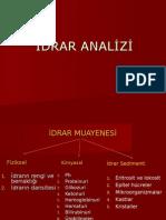 İDRAR ANALİZİ - forumcampus.com
