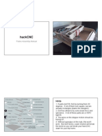 hackCNC - Frame Assembly manual.pdf