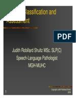 AHD Robilllard Shultz SLP Lecture Apr 15