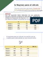 metodo neyman para el tamaño de estratos.pptx
