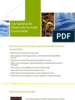 Ley General de Desarrollo forestal.ppt