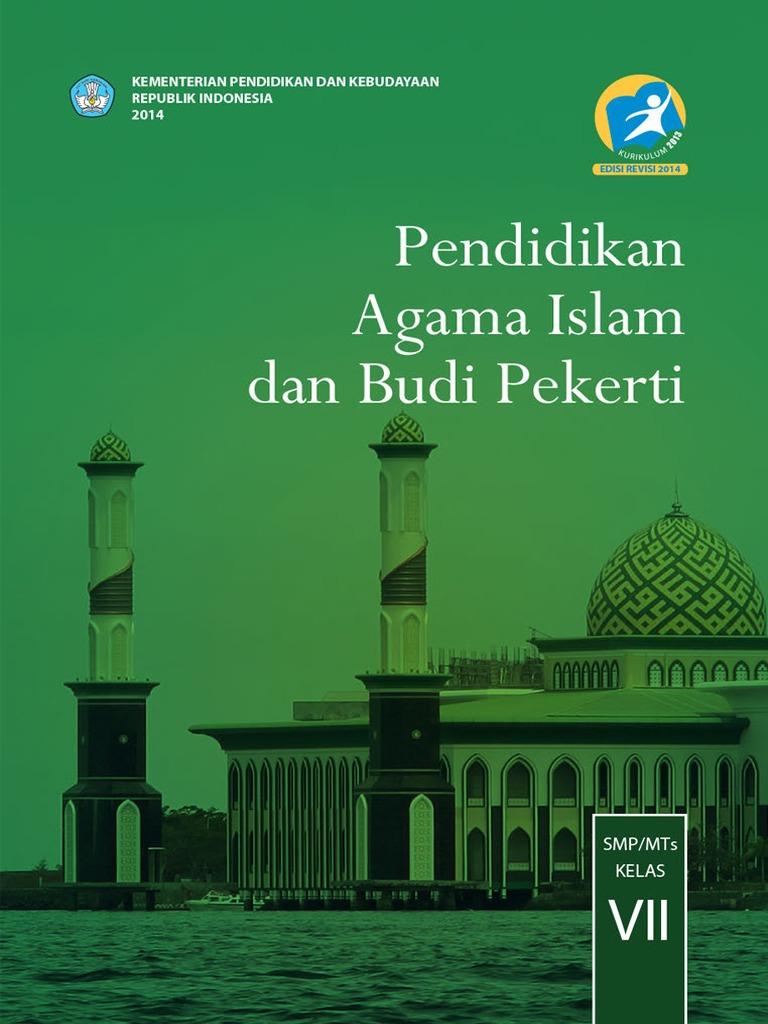Kelas 07 Smp Pendidikan Agama Islam Dan Budi Pekerti Siswa Pdf