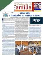 EL AMIGO DE LA FAMILIA domingo 12 octubre 2014