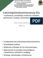 Electroquimioluminiscencia ECL.pptx