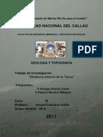 Geología-geodinamica
