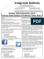 2014-09-28 - 26th Ordinary A