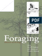 Stephens - Foraging - Behavior and Ecology (Chicago, 2007).pdf