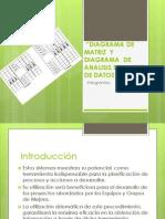 DIAGRAMA DE MATRIZ  Y DIAGRAMA  DE.pptx