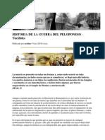 COMENTARIO A HISTORIA DE LA GUERRA DEL PELOPONESO.docx