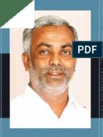 Arumugam , EKKI , Deccan Pumps , Info Institute of Engineering , Pumps , Times of India , Award