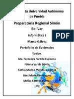 Informatica Portafolio de evidencias 1.docx