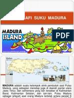 Etnografi Suku Madura