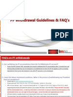 PF Withdrawal List of Documents FAQs
