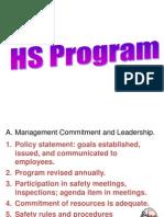 HS Program