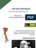 Padurile din Romania