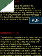 Ministry Mindshift