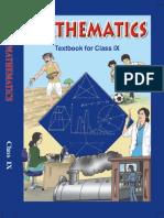 Mathematics - 9.1