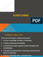Chapter 5- Stretching