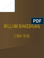 Lecture 7.2. William Shakespeare. Life. Work. Controversy. Sources