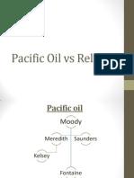 Pacific Oil vs Reliant