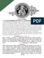 La Maternidad Divina de la Virgen María 11 de octubre.pdf