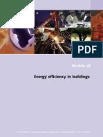 Energy Effficiency in Buildings