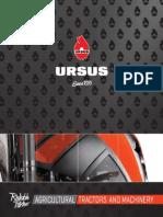 URSUS Agricultural Tracotors and Machinery v5 2014 en PDF