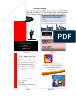 Indrumar Microsoft Publisher