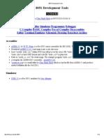 8051 Development Tools