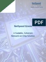 Netspeed whitepaper