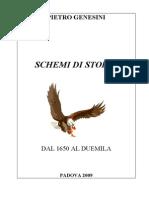 Schemi Di Storia 1650-2008