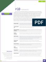 Top 10 PCard Analytics