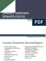 GRANDES SINDROMES DERMATOLOGICOS.pptx
