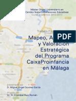 Mapeo, Análisis y Valoración Estratégica del Programa CaixaProinfancia en Málaga