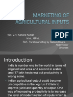 Agri Inputs-Indian Fertiliser Industry