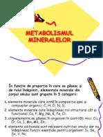 Mineral e