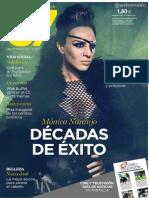 Mónica Naranjo - Revista C7 Nº497 - 11.10.14