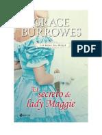 Grace Burrowes - Las hijas del duque 2 - El secreto de lady Maggie.pdf