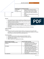 Polytrauma Discharge Plan
