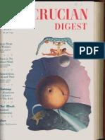 Rosicrucian Digest, July 1958
