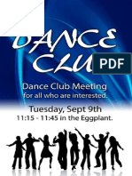 sample-dance club poster-2