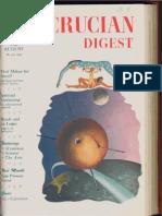 Rosicrucian Digest, August 1958