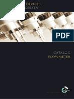 Greggersen Medical Devices Flowmeter
